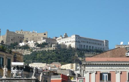 Certosa Di San Martino Image