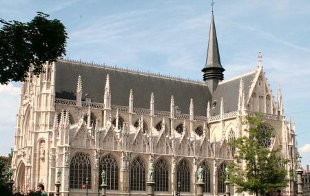 Notre Dame Du Sablon Image