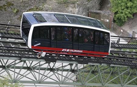 Festungsbahn, Salzburg