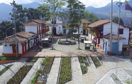 Pueblito Paisa, Medellin