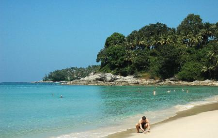 Surin Beach Image