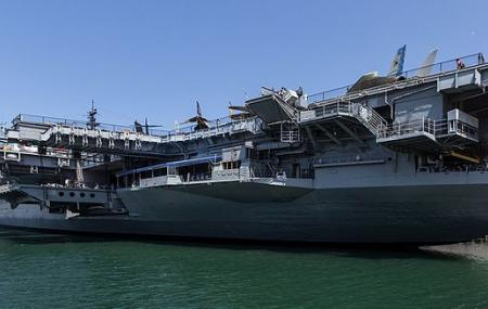 Uss Midway Museum Image