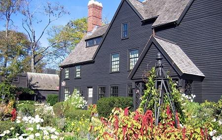 House Of The Seven Gables Image