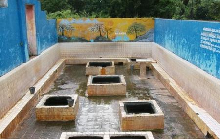 Kanniya Hot Springs, Trincomalee