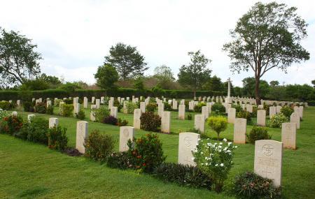 Trincomalee War Cemetery, Trincomalee
