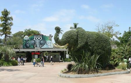 San Diego Zoo, San Diego