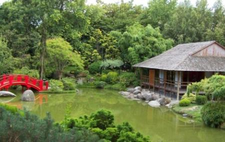 Japanese Garden, Toulouse