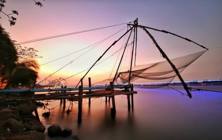 Chinese Fishing Nets, Kochi
