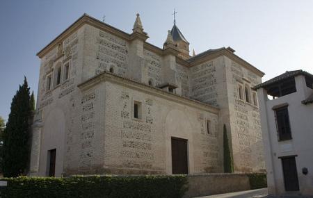 Iglesia De Santa Maria De La Alhambra, Granada