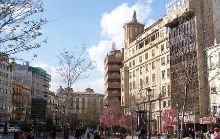 Calle Acera Del Darro, Granada
