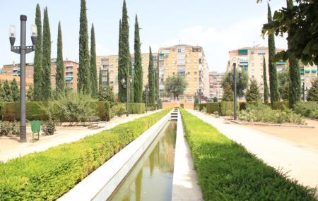 The Fuente Del Triunfo Gardens, Granada