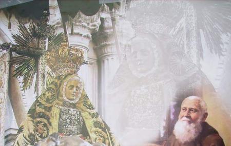 Cripta De Fray Leopoldo De Alpandeire Image