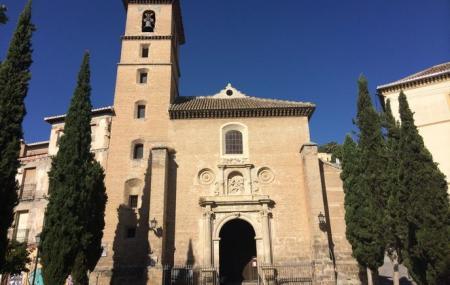 Iglesia De San Ildefonso Image