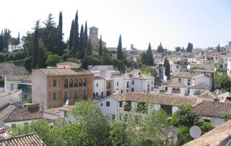 Barrio De Albaicin, Granada