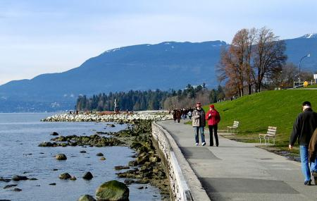 Seawall In Vancouver, Vancouver