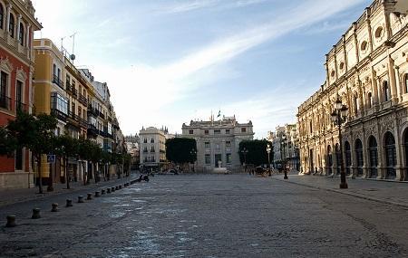 Plaza De San Francisco, Seville