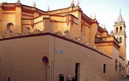 Iglesia De Santa Ana, Seville