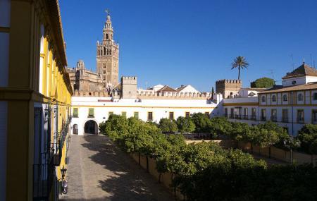Plaza Patio De Banderas, Seville