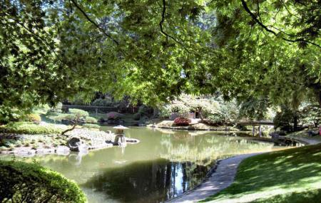 Nitobe Memorial Garden Image