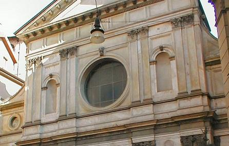 Santa Maria Presso San Satiro, Milan