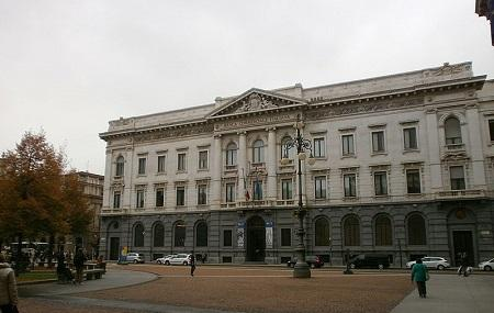 Gallerie Di Piazza Scala, Milan