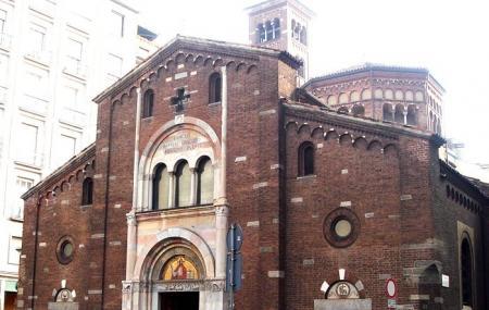 Chiesa Di San Babila Image