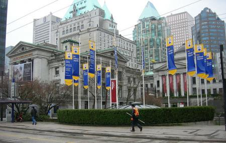Vancouver Art Gallery Image