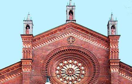 Chiesa Di San Marco, Milan