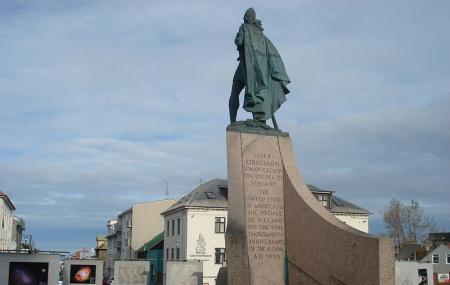 The Statue Of Leif Eiriksson, Reykjavik