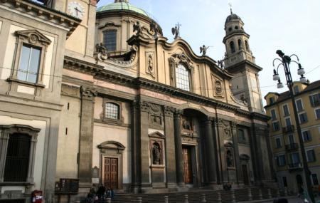 Sant'alessandro In Zebedia Image