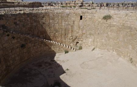 Amman Citadel Image