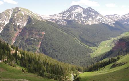 San Juan National Forest Image