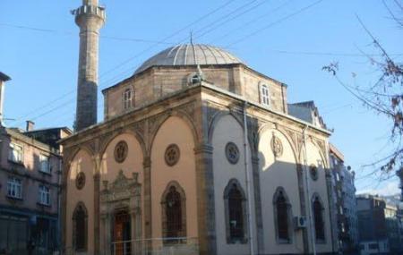 Kapu Cami, Giresun