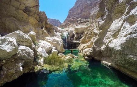 Wadi Al Arbeieen, Muscat