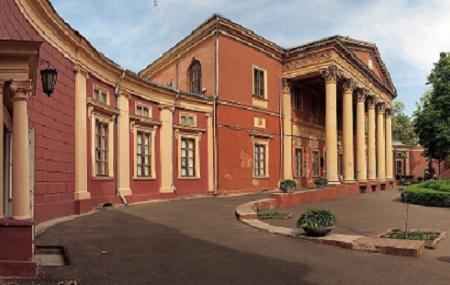 Odessa Arts Museum, Odessa