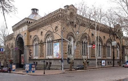 Odessa Philharmonic Theater, Odessa