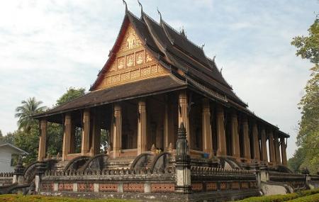 Haw Phra Kaew, Vientiane