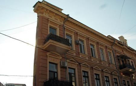 Witch House Of Odessa, Odessa