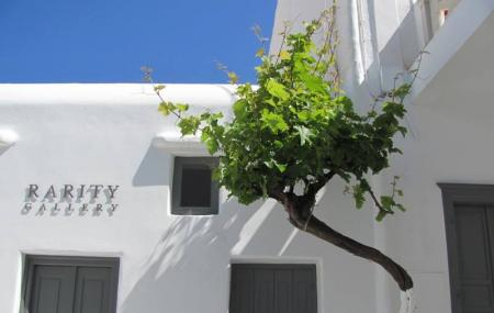 Rarity Gallery, Mykonos