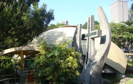 Greenbelt Chapel, Makati City