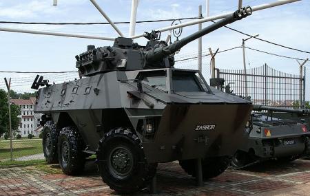 Army Museum, Port Dickson