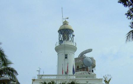 Cape Rachado Lighthouse, Port Dickson