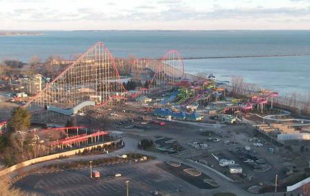 Cedar Point Amusement Park, Sandusky