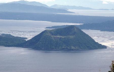Taal Volcano Image