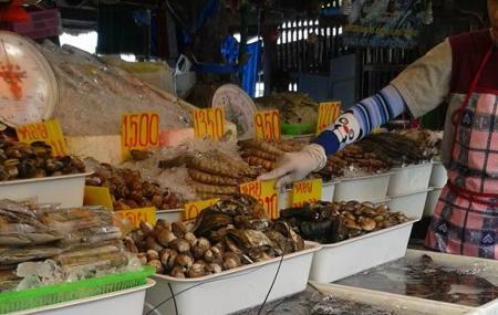 Seafood Market, Phuket