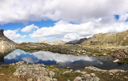 Lost Man Trail, Aspen
