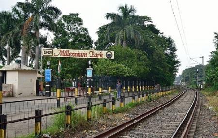 Millenium Park, Kolkata