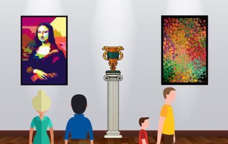 Nc Mehta Gallery, Ahmedabad