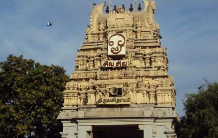 Padi Sivan Temple Image