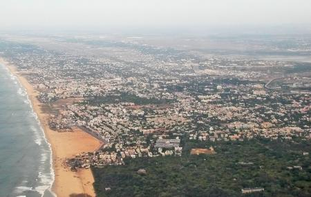 Besant Nagar Beach, Chennai